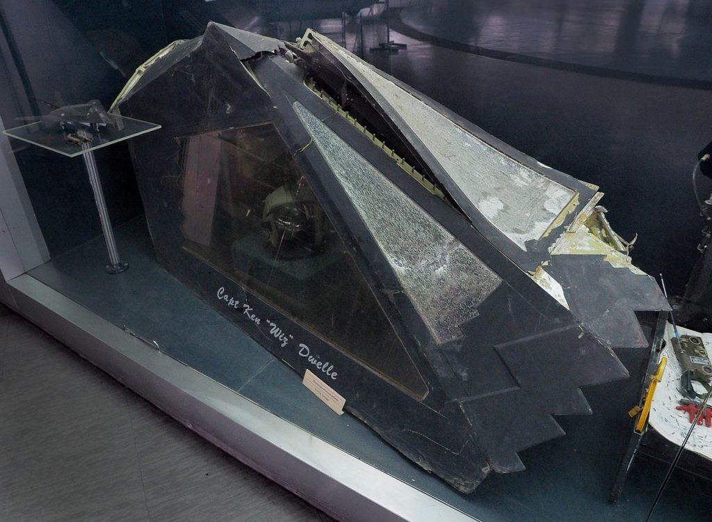 f-117 derribado, lockheed f 117 nighthawk, avion f 117