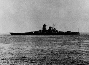 Crucero de batalla Musashi
