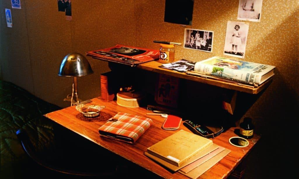 Ana Frank el diario