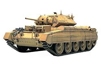 Crusader: El tanque crítico para el ejército británico