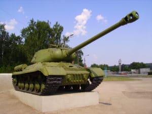 Is-2 El tanque