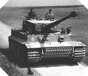 Panzer VI, Tiger I: El temible monstruo Nazi