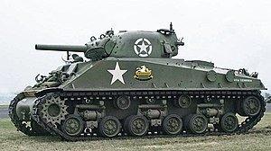 Sherman M4: El Medium Tank M4 de la Segunda Guerra Mundial