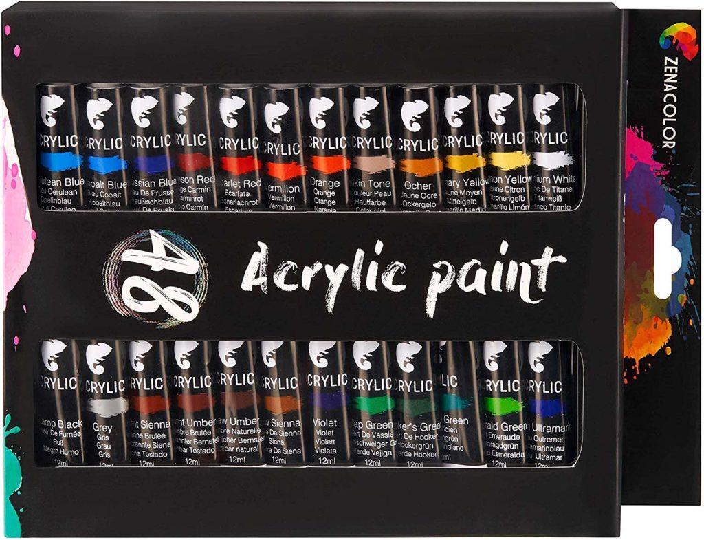 pinturas acrilicas fluorescentes, pinturas acrilicas donde comprar