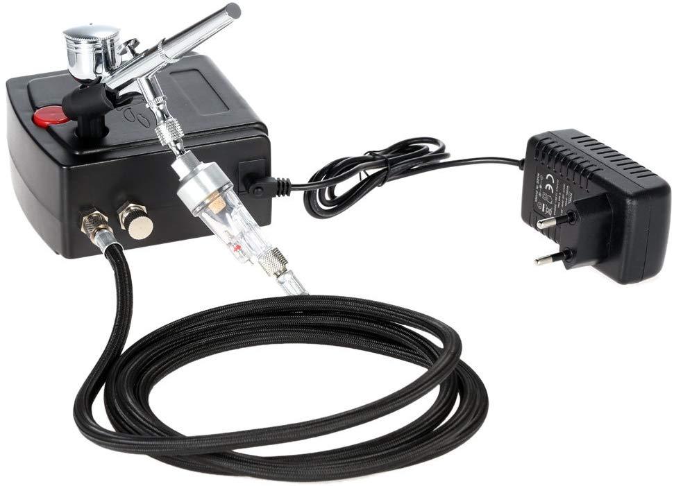 compresor modelismo, compresor para modelismo, mini compresor para aerografo