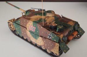 Maqueta Jagdpanzer IV