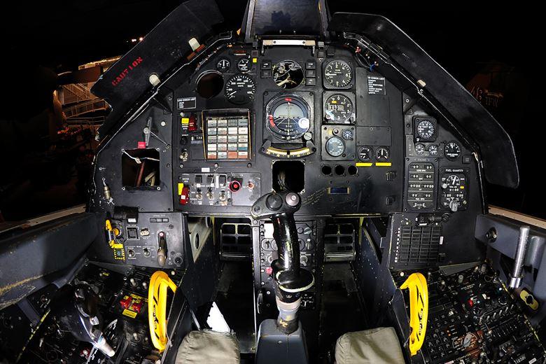 avion invisible americano, avion usaf, f 117 a