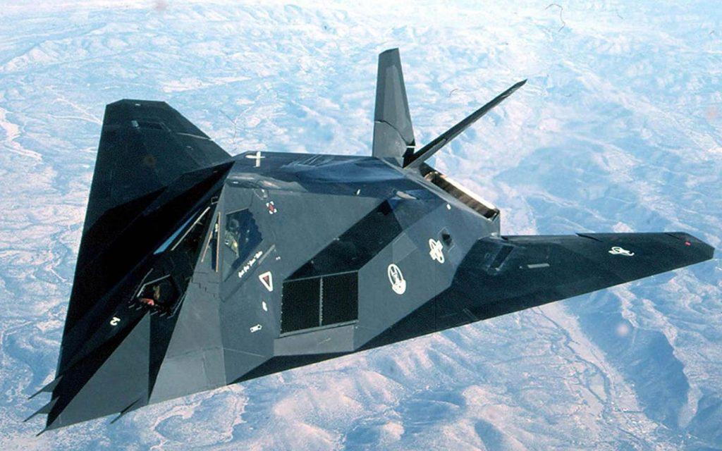 anti radar indetectable, avion murcielago, avion indetectable al radar