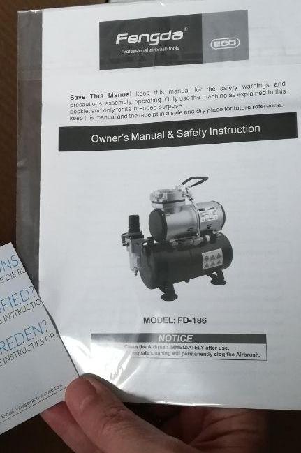 fengda fd-186 manual