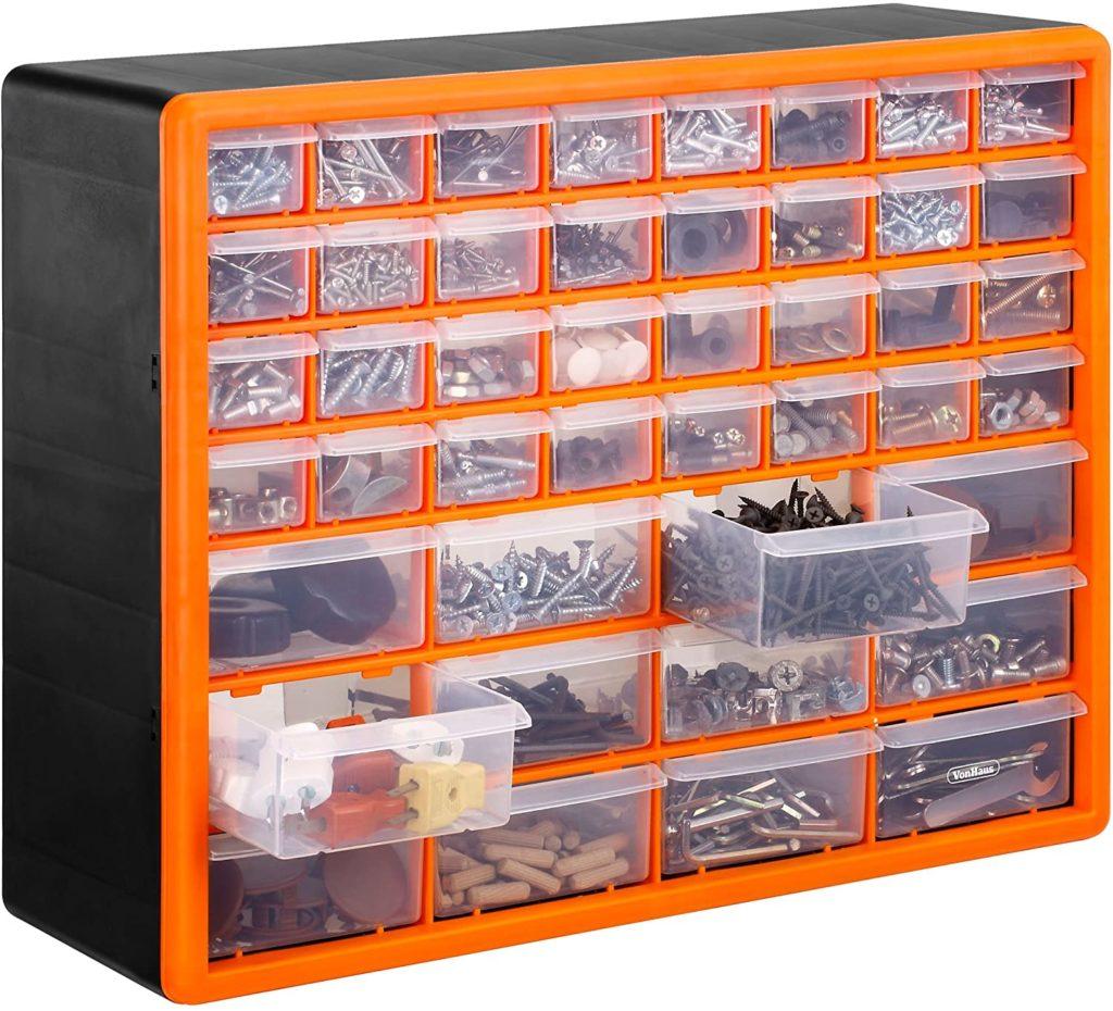 caja herramientas taller, caja de herramientas para pintar, cajas para  organizar herramientas