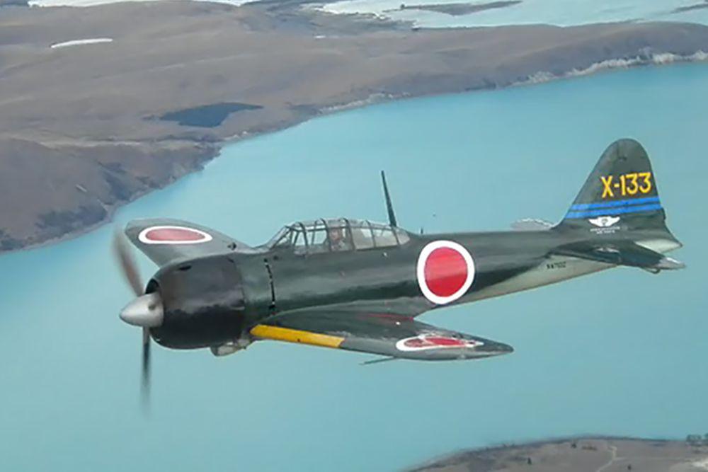 mitsubishi zero avion, zero avion japones, avion 0 japones