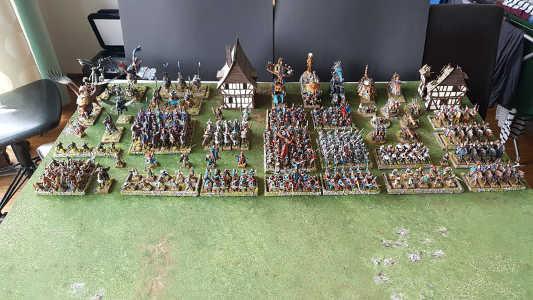 ejército imperio de sonnstahl, empire of sonnstahl 9th age