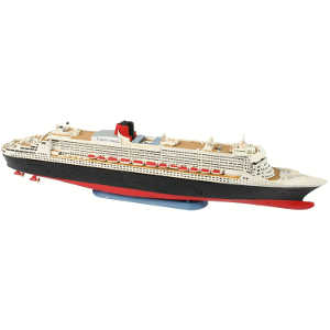 maqueta queen mary 2 revell