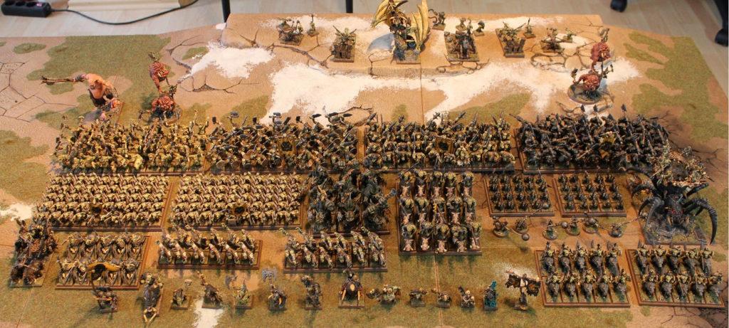 warhammer 9th age español
