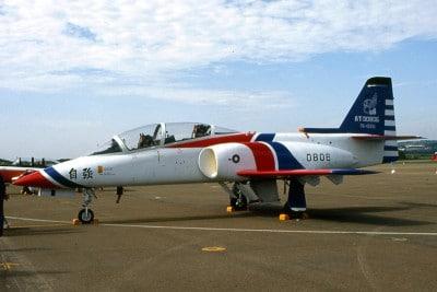 avion taiwanes
