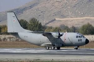 avion alenia g222