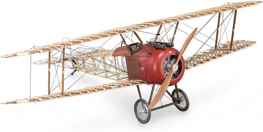 las mejores maquetas de aviones de madera