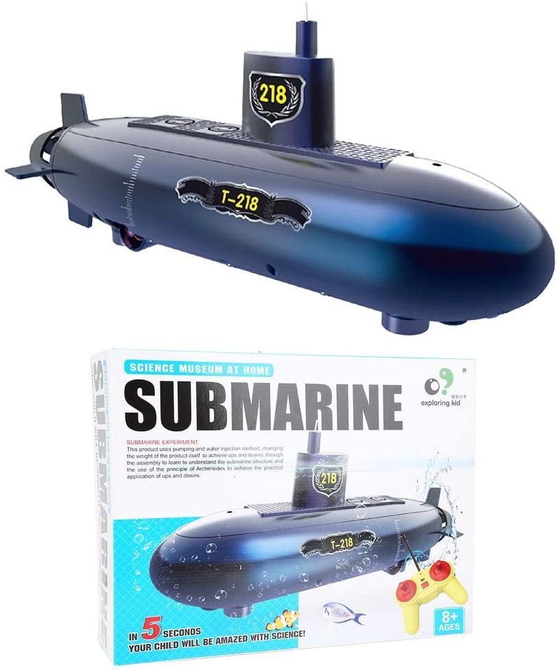 submarino radiocontrol